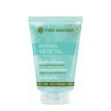 ژل شستشو و شاداب کننده ايوروشه مدل هيدرا وژتال مدل Hydra Vegetal مناسب پوست های نرمال تا مختلط