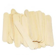 آبسلانگ چوبی مدل abaisse langue بسته 30 عددی