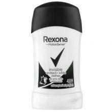 استیک ضد تعریق رکسونا مدل Invisible Black And White حجم 40 میلی لیتر
