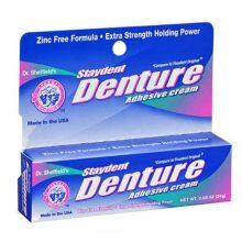 چسب دندان مصنوعی دنچر مدل Staydent Denture حجم 24 گرم