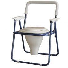 توالت فرنگی تاشو مبله