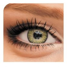 لنز چشم رنگی لاکی لوکی مدل Hazel 3