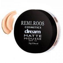 کرم موس رمی رز مدل Dream Matte شماره M3