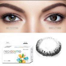 لنز چشم رنگی نئو کاسمو مدل Ring – GRAY شماره N025