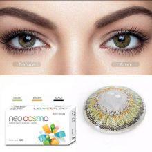لنز چشم رنگی نئو کاسمو مدل 3TONE – GREEN شماره N332